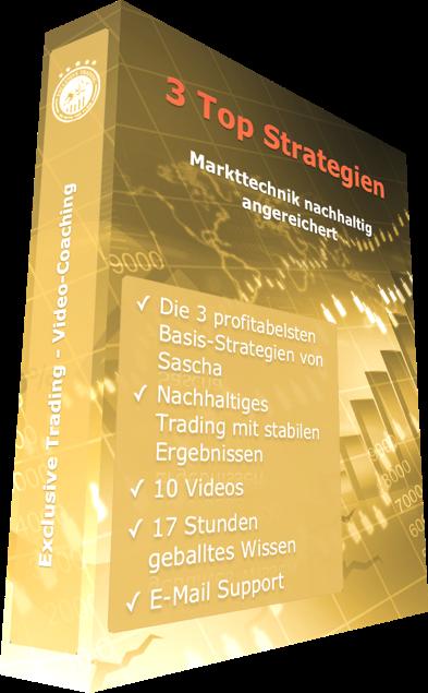 Tradingseminar drei Top Strategien